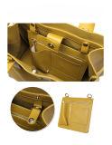 China-Großhandelsdame-lederne Handtaschetote-Leder-Handtasche (MA#1612)