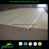 Madera contrachapada grado E1 contrachapado de abedul / madera contrachapada de abedul Cine / Abedul Core