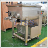 Misturador da carne do vácuo para o processamento da salsicha