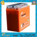 Mf Motorcycle Batteries 12n9-L 12V9ah Fast Charging Motorcycle Batteries Cina Motorcycle Battery 2016 su Selling