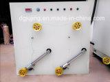 Cabo dobro vertical da bobina que torce a máquina de encalhamento