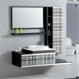 Meubles classiques de salle de bains d'acier inoxydable avec le Module latéral