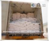 De Agent van de Controle van het Stof van het Chloride van het Magnesium van de Vlok van 46%/het sneeuw-Smeltend Chloride van het Magnesium Hexa van Chloride van het Magnesium van de Vlokken van Agent/46%/98%