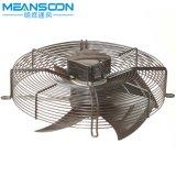 Ventilador axial de enfriamiento del motor externo del rotor para la ventilación