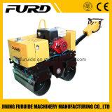 고품질 진동하는 소형 도로 롤러 쓰레기 압축 분쇄기 (FYL-800)