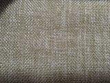 Tissu tissé de sofa/tissu teint ordinaire de polyester et visqueux