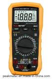 용량 시험을%s 가진 Peakmeter Ms81 2000 조사 디지털 멀티미터