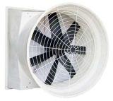 Fiberglas, das industriellen Ventilations-Absaugventilator abkühlt