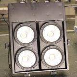4*100W hohe Leistung LED PFEILER Blinder-Matrix-Effekt-Publikums-Licht
