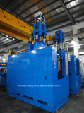 500ton Injection Molding Machine voor Making Rubber Products (20U3)