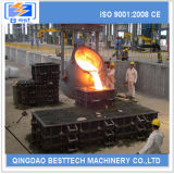 China Hot Sale Steel Ladle für Casting 20ton