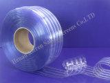 Cortina acanalada polar de la tira del PVC