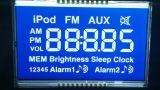 カスタムか安いモノクロ血しょう青い図形STN/LCD/TVパネルの製造業者デザイン
