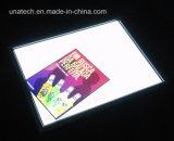 屋内広告の細いLEDの急なアクリルのライトボックス