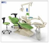 Silla dental de lujo de la unidad del equipo dental con la aprobación del Ce