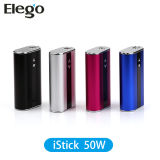 MOD all'ingrosso Istick 50W di Original Ecigarettes Eleaf con 4400mAh Battery