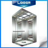 Glass Mirror Stainless Steel Passenger Elevator/Lift