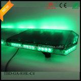 De groene Groene Openbare Veiligheid Lightbar van de Terugwinning van de Koepel LEDs