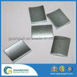 확성기를 위한 니켈 아크 모양 네오디뮴 철 붕소 자석