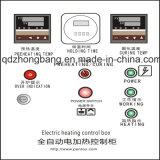 Calefacción eléctrica montada buena venta que cura el horno