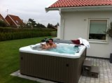 Balboa jacuzzie SPA Bañera de hidromasaje al aire libre Bañera de hidromasaje