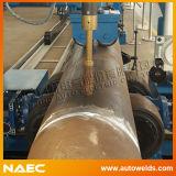 自動管のスプールの溶接機