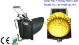 200 milímetros de semáforo/señales de alarma amonestadores solares