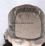 Las mejores pelucas largas del pelo humano del cordón largo con las explosiones Virgen del cuerpo brasileño Onda Peluca del frente del cordón del pelo humano de Glueless