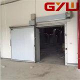 Auto-Desplazamiento de la puerta para el sitio de /Cold de la conservación en cámara frigorífica/la sola hoja