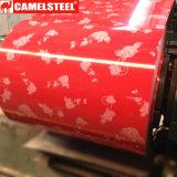 Покрытие PPGI цветка Camelsteel