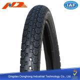 Neumático del tubo de la motocicleta y neumático sin tubo
