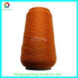 セーター(2/16nmによって染められるヤーン)のためのCotton60%の編むヤーン