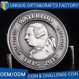 Nuovo disegno 2016 per le monete del metallo