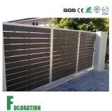 天候の抵抗力がある屋外の庭WPCの塀のゲート及びPatition