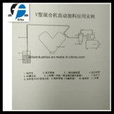 VI misturador eficiente elevado de agitação forçado modalidade do misturador do pó da forma de V