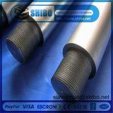 Elétrodos do molibdênio da pureza elevada para o derretimento de vidro