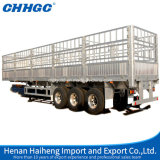 Sale에 담 Stake Truck Trailer와 Equipment
