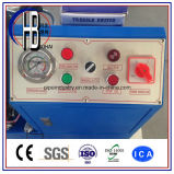 2016 믿을 수 있는 질 OEM P30 유압 호스 주름을 잡는 기계