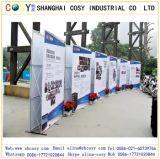 En aluminium attirants sautent vers le haut l'étalage pour la publicité et l'exposition