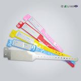 Wristbands baratos del hospital del precio RFID para el bebé y los adultos