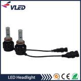 Venta caliente impermeable super brillante LED linterna del coche H11