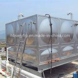 El tanque de agua del acero inoxidable Ss304