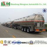 De nieuwe Aanhangwagen van de Tanker van de Legering van het Aluminium van de Plicht 3axle Llight van 2060cbm Fuel/Petrol/Gasoline