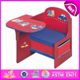 Buntes Cute Design Wooden Furniture Table und Kids Chair für Baby