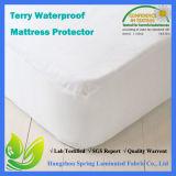 高品質の防水クイーンサイズのマットレスの保護装置