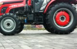 Trattore agricolo di 55HP 4WD con la baracca da vendere