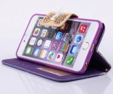 Hot Selling Chain Leather Case para iPhone Se / 6 / 6s / 7