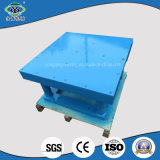 Piccolo Concrete Vibrating Table per Plastic Paver Moulds (ZDP800)