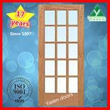 Дверь высокого качества деревянная нутряная