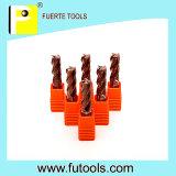 Utensili per il taglio di CNC della taglierina del tornio del carburo di tungsteno per la macinazione del metallo